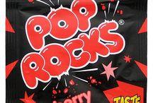 Pop Rockin' / My pop rock addiction.