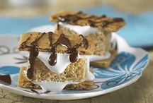 Summer S'mores! / Twists on this campfire classic!