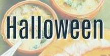 Halloween Recipes / A collection of our favorite Halloween recipes that will make your Halloween parties extra scary and yummy!  Also loads of pumpkin and apple recipes that are so good during the month of October.