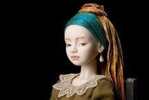 jolie robe.coiffure.visase / by Cecile Attia