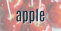 Apple Recipes / All our favorite Apple Recipes that we get excited to make in the late Summer and Fall when apples are ripe.  Perfect for those apple lovers out there!  We have apple recipes for breakfast and dessert, and even some savory dishes with apples!