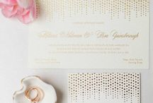 Corinthia: Wedding Stationery / Our collection inspired by The Corinthia Hotel, London  Wedding Stationery & Invitations
