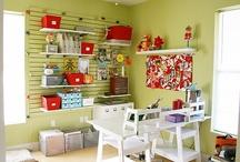 crafting rooms & stuff