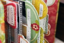 Scrapbooks and Page Ideas / by Lisa Ange