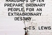 Favorite  Quotes / by Wendy Chapman