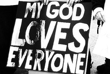My God Loves Everyone / by Wendy Chapman