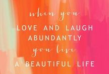 Quotes / by Raeanna Doyle