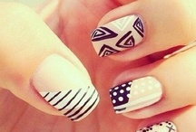 nails, nails, nails. nails, i do adore. / nails / by Created By S