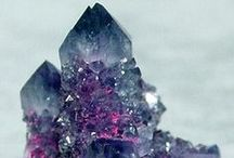 Crystals/Minerals / Sparkly crystals, minerals, and gemstones from Mother Earth / by Star Willow