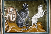 Cats In art-13th Century at The Great Cat / www.thegreatcat.org