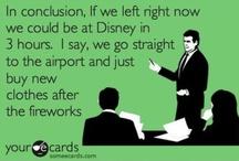 Let's go to Disney!