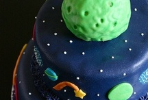 Birthday - Space / #Space, #Outer Space, #Birthday, #Boy #Party / by Emily Vandall