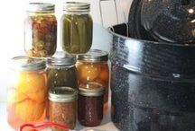 Jams/Jellies, Pickles/Preserves, Sauces/Dips / by Patty Marcello