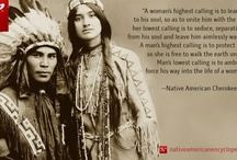 Native Americans...The first!