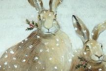 i love bunnies / by Heather Shelton