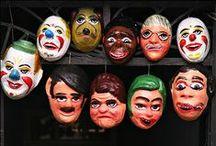 Mask Portraiture