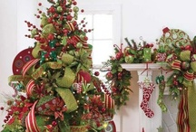 Christmas Decorations / by Emily Vandall