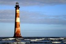 Lighthouses I Have Seen / Self explanatory / by Patty Marcello