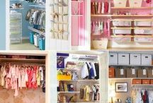 Let's Get Organized! / Household organization / by Patty Marcello