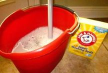 Clean House... / Cleaning tips for the whole house / by Patty Marcello
