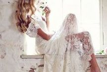 Wedding: Attire / Wedding dresses, accessories, bridesmaid dresses, and attire for men.   / by Star Willow