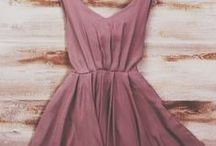 Style: Dress / Comfy and sparkly dresses.  / by Star Willow