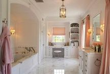 Interior: Bath / Bathrooms and Vanities.  / by Star Willow