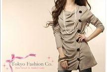 Asymmetric clothing