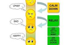 Calming Down and Staying Balanced / Feeling anxious, overwhelmed or stressed? Here some strategies for you or your child!