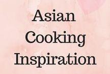 Asian Cooking/Entertaining