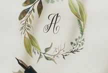 hand lettering / by Tammy