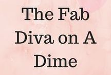 The Fab Diva on A Dime