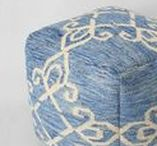 ▲ Pouffes / Discover our collection of comfortable and stylish pouffes. Featuring fun patterns and modern designs, we have pouffes to complement a variety of decor styles. Our pouffes are handcrafted with quality materials such as knit wool, cotton fabric, and real leather.   Please visit : https://casa-suarez.com