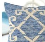 ▲ Cushions / Cushions are the perfect finishing touch for any room. Adding style and comfort, the cushions from Casa Suarez come in a variety of colours and patterns. Explore our collection of unique cushions, and find your ideal decor addition. Please visit : https://casa-suarez.com