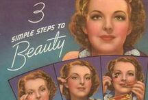 Vintage Beauty / by Patricia Lynn