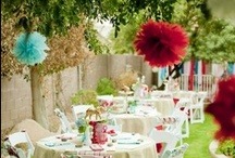 party time! / fun ideas for party decor & food / by Annaliese Mills Johnson