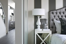 Bedrooms / by Shaggy Dog Eats!