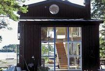 Modern Homes / by Shaggy Dog Eats!
