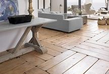 For the Home: Flooring, Walls & Ceilings / by Shaggy Dog Eats!
