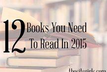B O O K S / Books I Love!