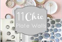 Gallery Wall Ideas / by Shaggy Dog Eats!