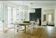 Dining Spaces {Indoor} / by Shaggy Dog Eats!