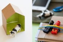 Craft ideas for the kids / by Michelle Homann-Williams