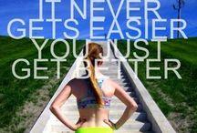 Fitness Inspiration / by Angela Valerio