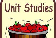 Unit Studies / Homeschool unit studies