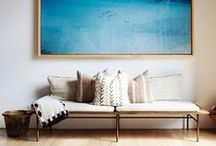 interiors. / by Paige Anderson Appel