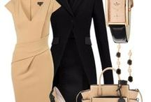 My Style / My style is flirty, sophisticated, and feminine  / by C-ora Raven