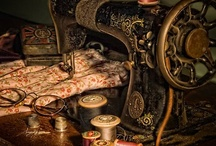 sewing/patterns/ crafts /  I love to sew, costumes, interior decorating  and do craft projects. I have been a seamtress  more than half my life. So much fun to watch the grandkid's make some thing, then beam with pride. / by C-ora Raven