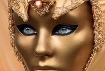 Carnival's and Masks of color / Venice Carnival's and masks / by C-ora Raven