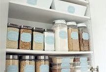 Get organized / The best we could find in tips and tricks to organize your home.